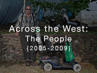 Across the West: the People