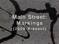 Main Street Markings